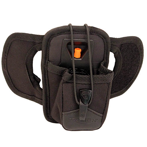 T-REIGN Outdoor Products TR Radio Holster Small Black 0TRH-1011