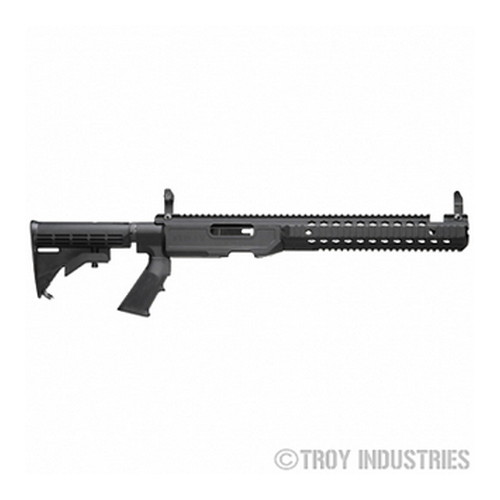 Troy Industries T22 TRX Tact Std Chassis Kit BLK SCHA-T22-S0BT-00