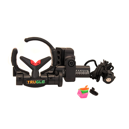 Truglo Updraft Limb-Driven Rest Blk TG640B