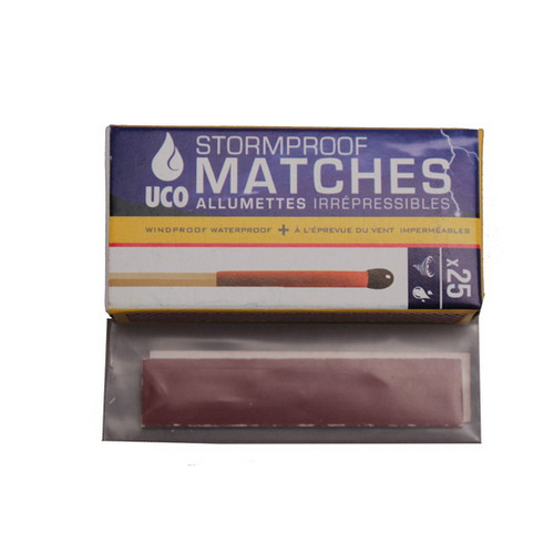 UCO Storm Proof Matches /25 MT-SM1-UCO