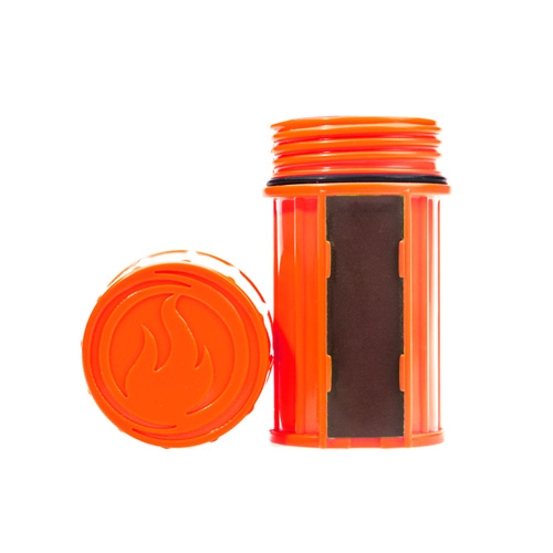 UCO Empy Match Case Orange MT-EMPTY-CASE