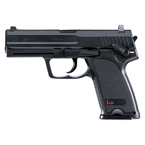 Umarex USA develops and markets airguns and airsoft guns under the trade names Umarex, Elite Force and T4E as well as under brands licensed by its parent company, Umarex Sportwaffen GmbH & Co. KG.