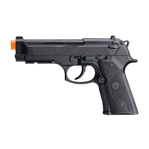 Umarex USA Beretta Elite-II, CO2 15rd -Black 2274080