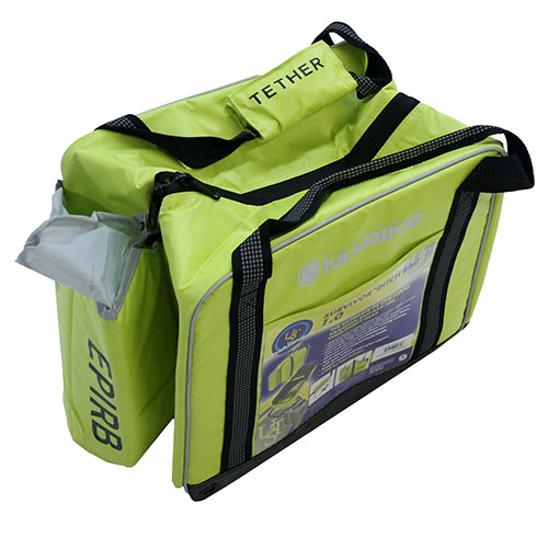 Ultimate Survival Technologies Ditch Bag 1.0, Lime 10-51140-101