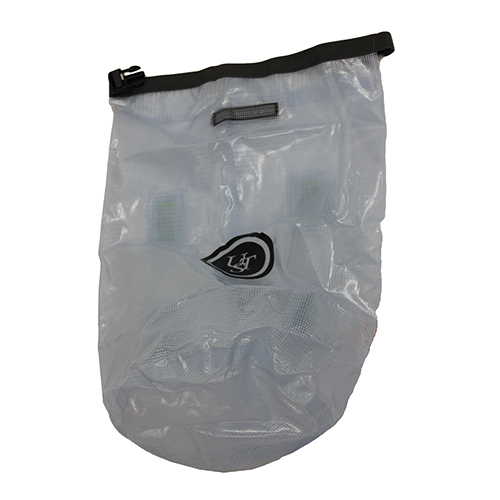 Ultimate Survival Technologies Watertight PVC Dry Bag - 20L, Clear 20-02161-10