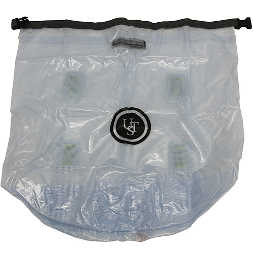 Ultimate Survival Technologies Watertight Clear PVC Dry Bag, 35L 20-02162-10M