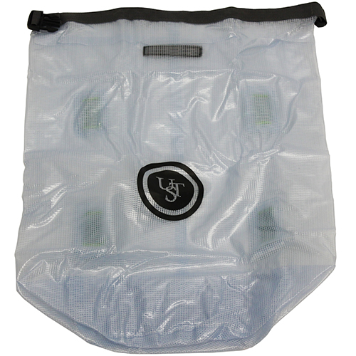 Ultimate Survival Technologies Watertight PVC Dry Bag - 55L, Clear 20-02163-10