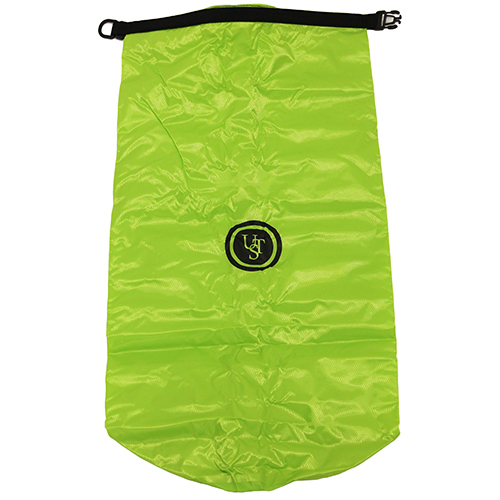 Ultimate Survival Technologies Lightweight Dry Bag Marine 20L, Lime 20-02164-08M