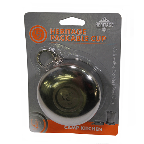 Ultimate Survival Technologies Heritage Packable Cup 20-12151