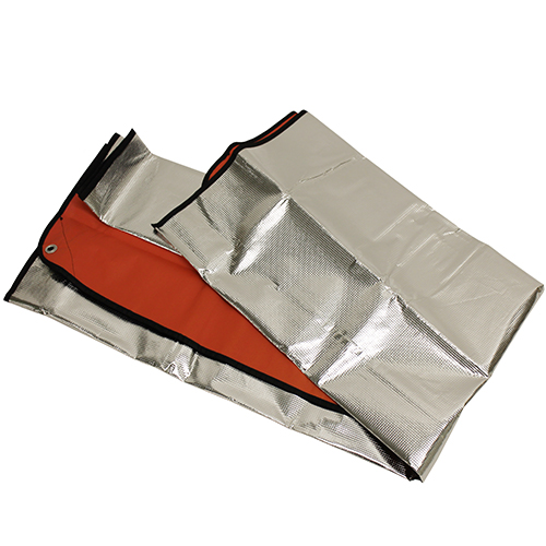 Ultimate Survival Technologies Survival Blanket 2.0, Orange 20-PGR0010-08
