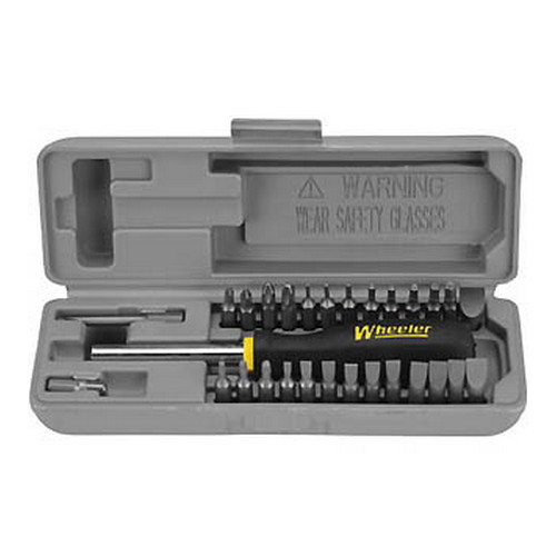 Wheeler Space-Saver Screwdriver Set 664507