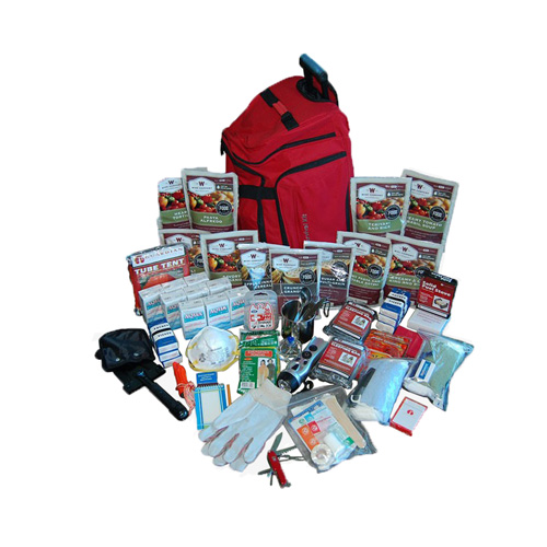 Wise Foods 2 Week Deluxe Survival Backpack 01-602