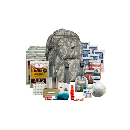Wise Foods 5 Day Survival Back Pack (Camo) 01-622GSG(CAMO)