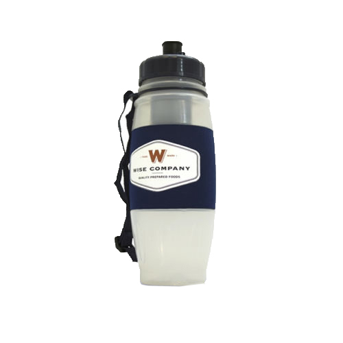 Wise Foods Wise Water Bottle Powered by Seychelle 08-006