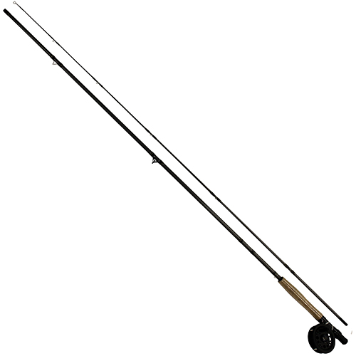 Zebco / Quantum Caddis Creek 65 Combo w/9' 5/6 Fly Rod CC65C,,NS6