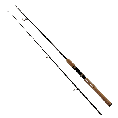 Zebco quantum graphex 6 39 2pc med spinning rod gxs602m pb3 for Expensive fishing rods