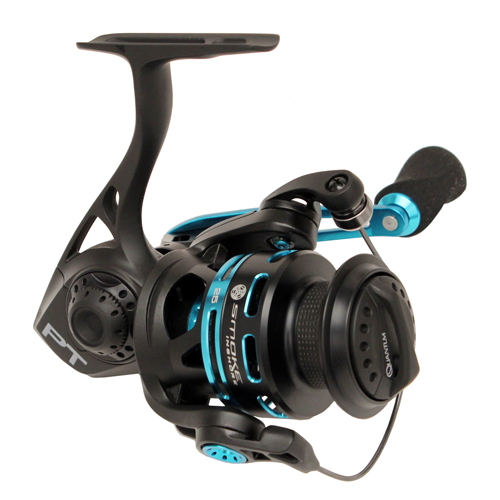 Zebco quantum smoke inshore 25sz pt spinning reel for Quantum fishing reel