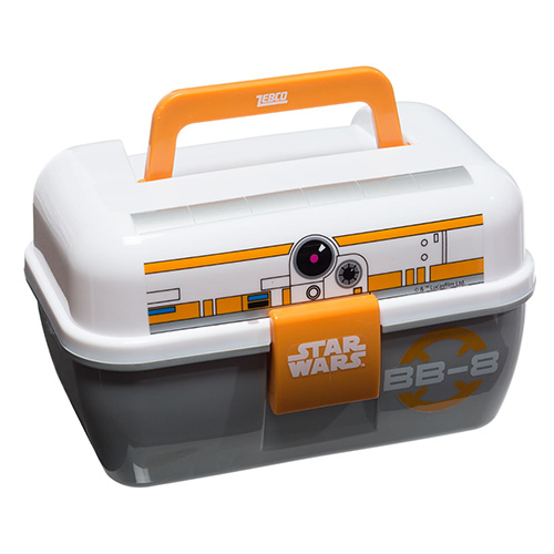 Zebco / Quantum Starwars Tackle Box STWRTBX.HT6