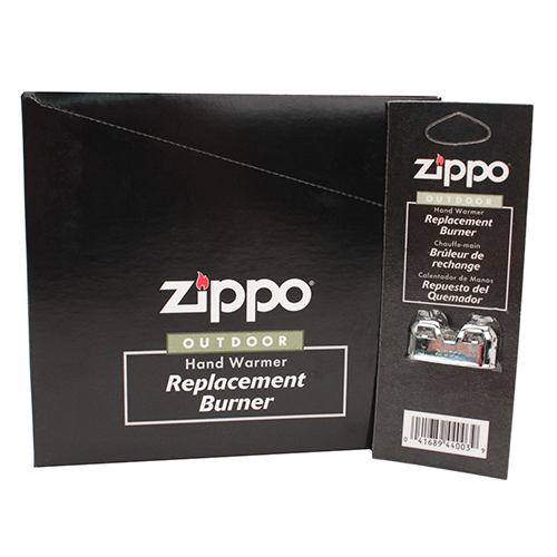 Zippo Outdoors Hand Warmer Burner Replacement -12 Pieces 44003
