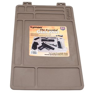 "Lyman ""Essential"" Gun Maintenance Mat 4050"