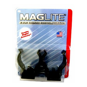 "Maglite Auto Clamp For ""D"" Cell ASXD026"