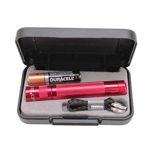 Maglite Solitaire LED 1AAA - RED  J3A032