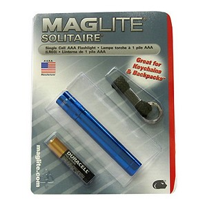 Maglite AAA Solitaire Blister, Royal Blue K3A116