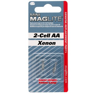 Maglite Mini Mag/AA Replacemnt Bulb LM2A001