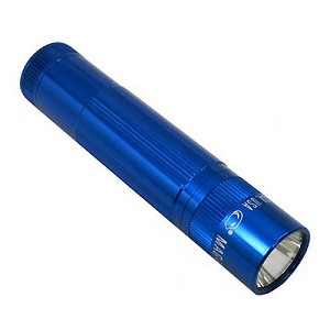 Maglite XL 50 3-Cell AAA LED Blstr Pk Blu XL50-S3116