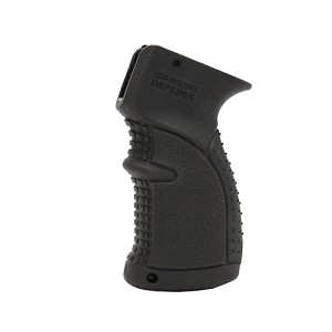 Mako Group Rubberized Ergonomic Pistol Grip AK47 Blk AGR-47-B