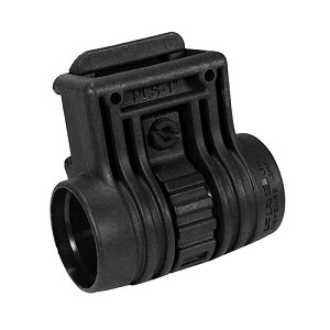 "Mako Group Flashlight Tact Side Mount 1"" Blk PLS1-B"