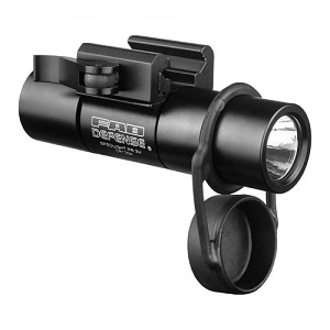 "Mako Group 378Lumen LED 1""dia Flashlight+PicatinnyMt PR-3-G2"