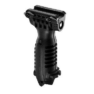 Mako Group Vertical Foregrip w/Bipod Quick Release T-PodQR-B