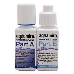 Aquamira Aquamira Water Treatment Drops 67202