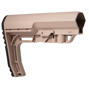 Mission First Tactical Battlelink Minimalist Stock  Comm FDE BMSFDE
