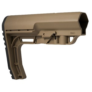 Mission First Tactical Battlelink Minimalist Stock  Comm SDE BMSSDE