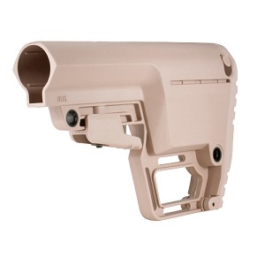 Mission First Tactical Battlelink Utility Stock  Commercial FDE BUSFDE