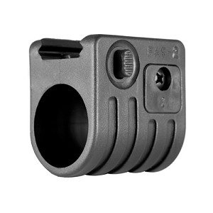 "Mission First Tactical Classic Light Mount 1""Diam QD Blk FAS2"