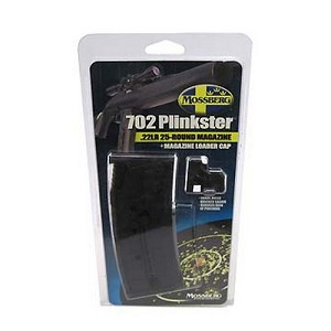 Mossberg 702 Plinkster 25rdMag and Loader 95725