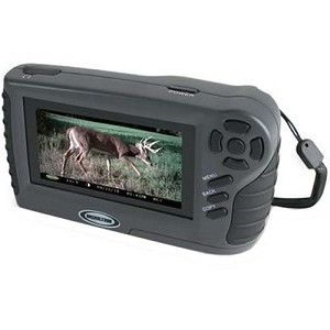 "Moultrie Feeders Handheld Viewer Deluxe with 4.3"" Screen MFH-VWR-11"