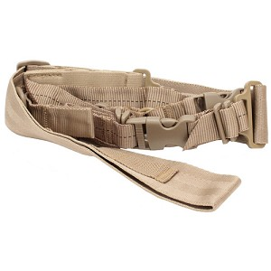 NcStar 2 Point Tactical Sling/Tan AARS2PT