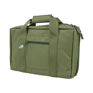 NcStar Vism By Ncstar Discreet Pistol Case/Green CPG2903