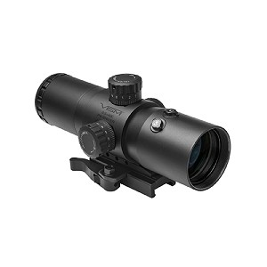 NcStar CBT Series 3.5X40 Prismatic Scope/Red Lsr VCBTREP3540G