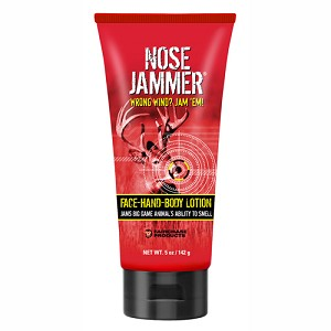 Nose Jammer 5oz Face-Hand-Body Lotion (Single) 3113