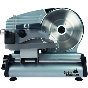 "Open Country 180W Food Slicer 8"" Blade FS-250SK"