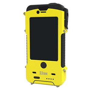 Snow Lizard SLXtreme for iPhone 4/4s - Safety Yellow CD-SLSLXAPL04-YE