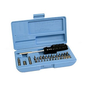 Pachmayr Gunsmith Tool Kit 31-Piece 3047