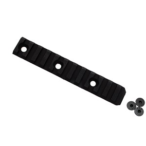Patriot Ordnance 12 slot Modular Rail Section w/Fasteners 529
