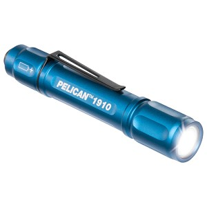 Pelican 1910B,1-Aaa-Led,Gen 2,Blue. 019100-0000-120