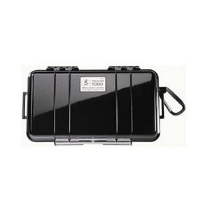 Pelican 1060, Micro Case with Black Lid, Black 1060-025-110